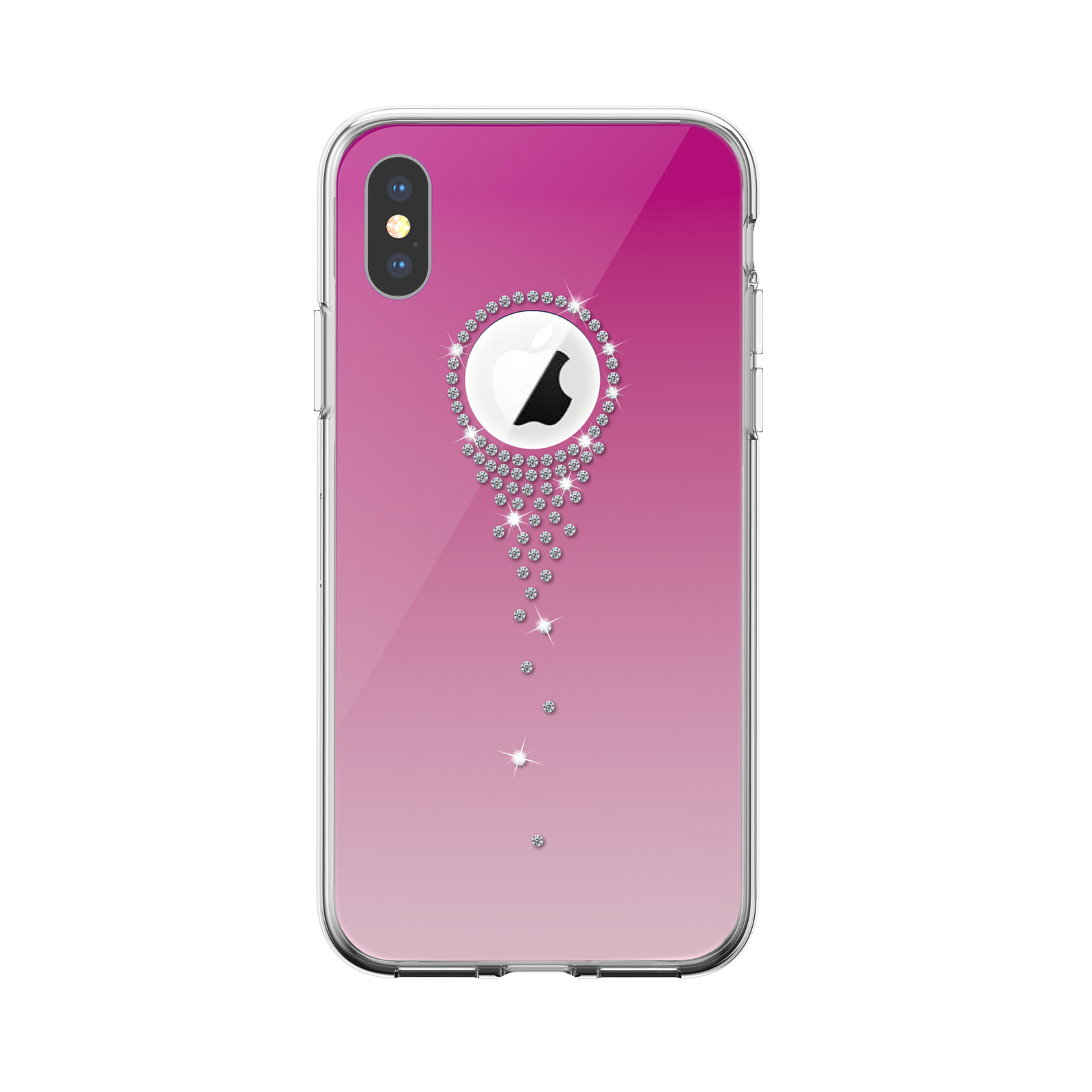 iPhone-XS-Max-XR-XS-X-Case-Genuine-DEVIA-Bling-Diamond-Ultra-Hybrid-Case-Cover thumbnail 14