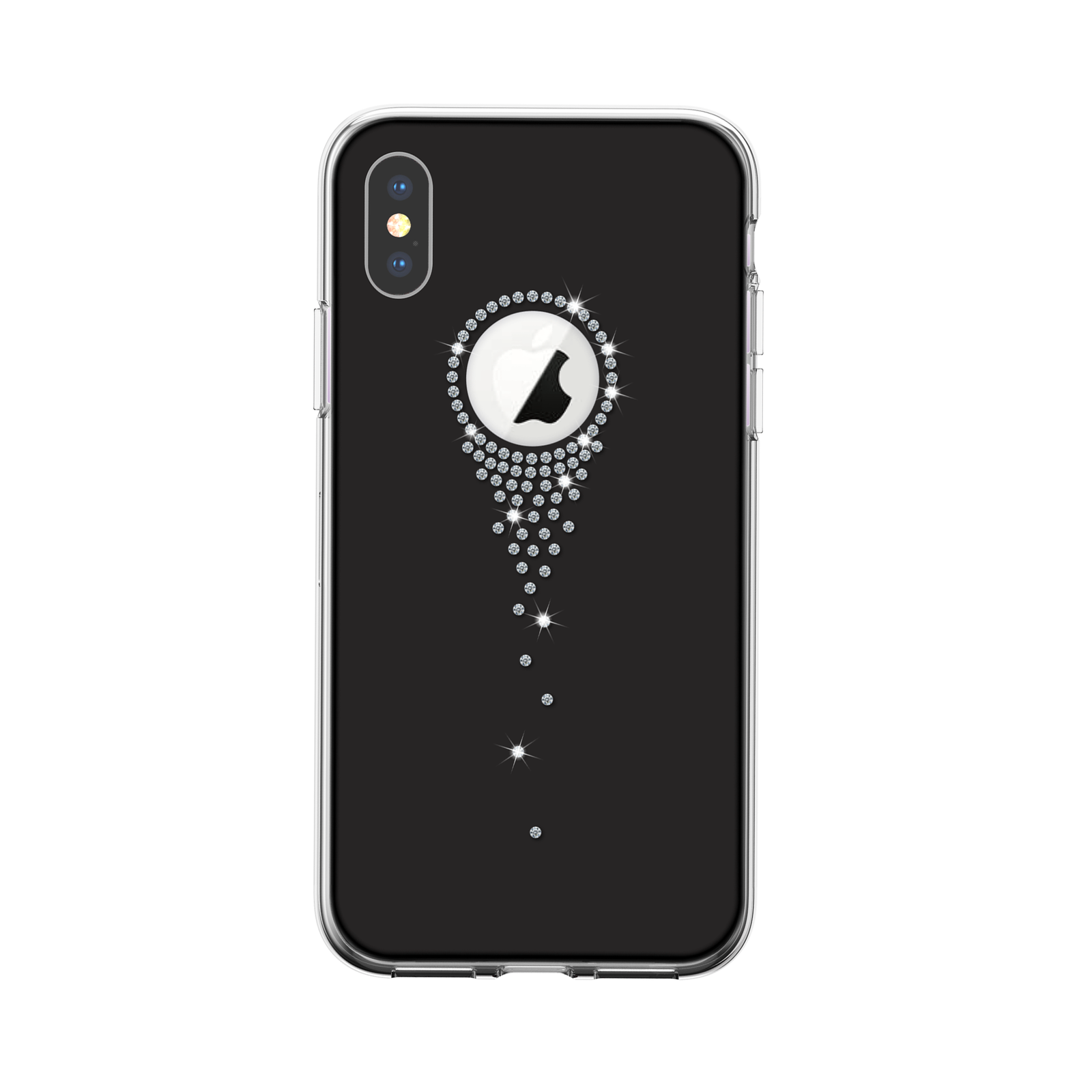 iPhone-XS-Max-XR-XS-X-Case-Genuine-DEVIA-Bling-Diamond-Ultra-Hybrid-Case-Cover thumbnail 23